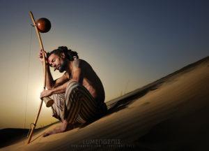 """人人都能做 """" 一燈大師 """" – 杜拜沙漠拍攝人像"""