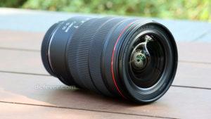 改朝換代之作:Canon RF 15-35mm f/2.8L IS 測試