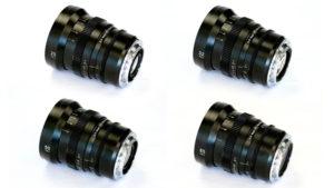 Read more about the article 【本地品牌】SLR Magic 為 EF-Mount 推 4 支電影鏡