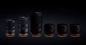 Read more about the article 【FE-Mount】Tamron 再有四支定焦 35mm、50mm、80mm 及 105mm 開發中