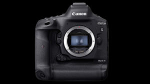 Read more about the article Canon EOS-1D X Mark III 仍有望內置防震?