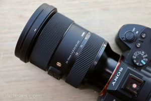 Read more about the article 詳測 Sigma 24-70mm F2.8 DG DN E-mount