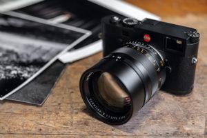 「最長」人像大瞳?Leica 發表 90mm F1.5「M 鏡」