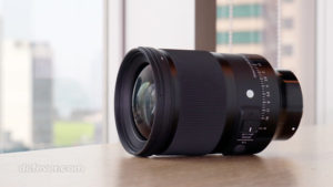 【f/1.2 特大光圈】Sigma 28mm F1.2 DG DN Art 開發中